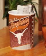 Texas Longhorns Trash Can