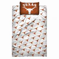 Texas Longhorns Twin Bed Sheets