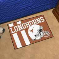 Texas Longhorns Uniform Inspired Starter Rug