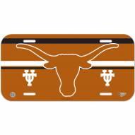 Texas Longhorns License Plate
