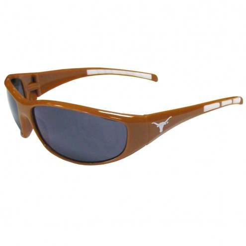 Texas Longhorns Wrap Sunglasses