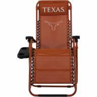 Texas Longhorns Zero Gravity Chair