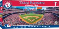 Texas Rangers 1000 Piece Panoramic Puzzle
