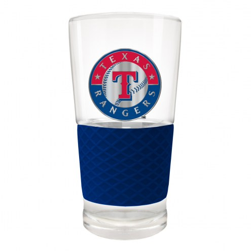 Texas Rangers 22 oz. Score Pint Glass