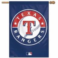"""Texas Rangers 27"""" x 37"""" Banner"""