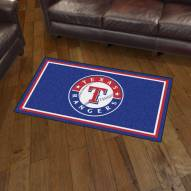 Texas Rangers 3' x 5' Area Rug