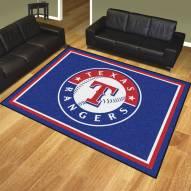 Texas Rangers 8' x 10' Area Rug