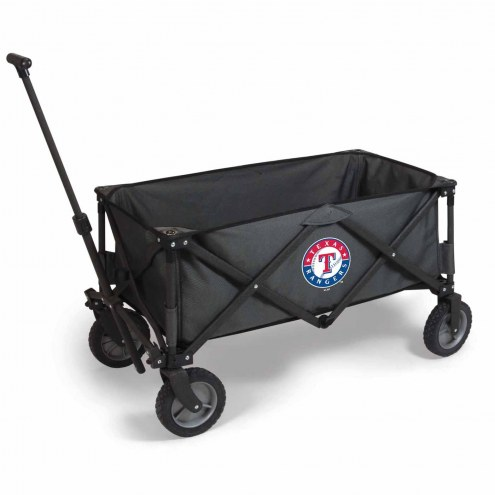 Texas Rangers Adventure Wagon