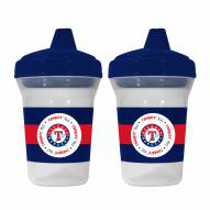 Texas Rangers Sippy Cup - 2 Pack