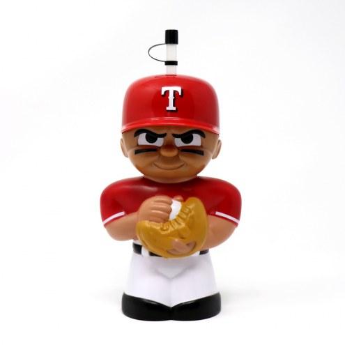 Texas Rangers Big Sip Water Bottle