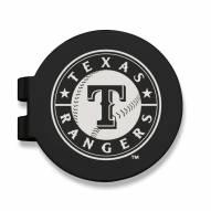 Texas Rangers Black Prevail Engraved Money Clip