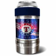 Texas Rangers Blue 12 oz. Locker Vacuum Insulated Can Holder