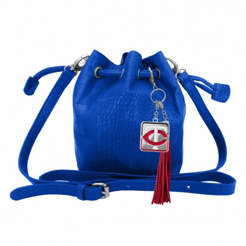 Texas Rangers Charming Mini Bucket Bag