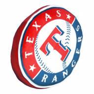 Texas Rangers Cloud Travel Pillow