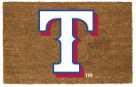 Texas Rangers Colored Logo Door Mat