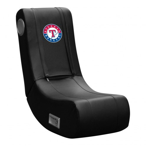 Texas Rangers DreamSeat Game Rocker 100 Gaming Chair