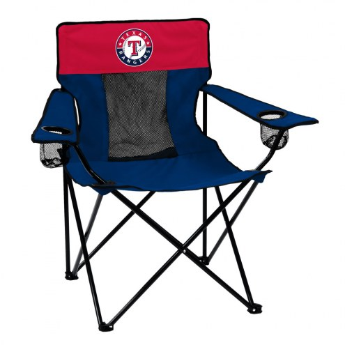 Texas Rangers Elite Tailgating Chair