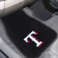 Texas Rangers Embroidered Car Mats