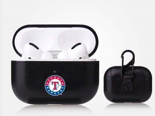 Texas Rangers Fan Brander Apple Air Pod Pro Leather Case
