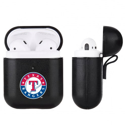 Texas Rangers Apple Air Pod Leatherette