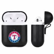 Texas Rangers Apple Air Pod Leatherette