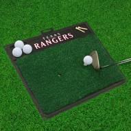Texas Rangers Golf Hitting Mat