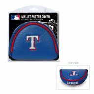 Texas Rangers Golf Mallet Putter Cover