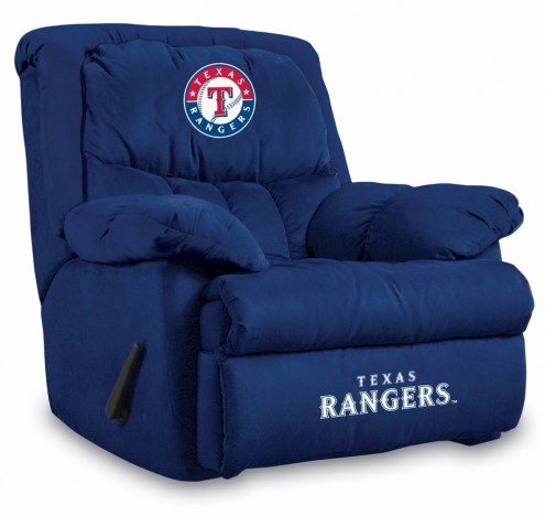 Texas Rangers Home Team Recliner