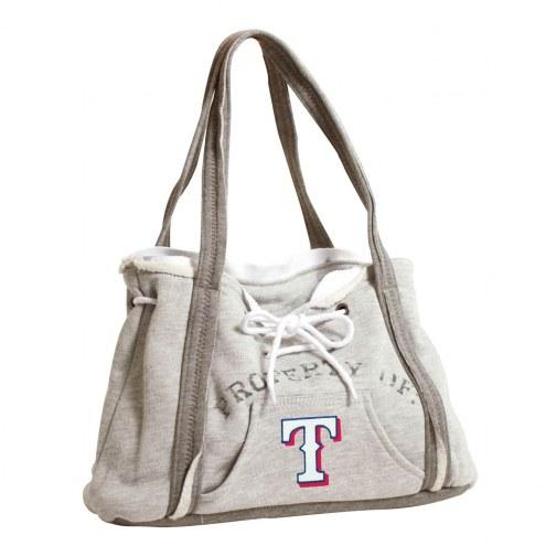 Texas Rangers Hoodie Purse