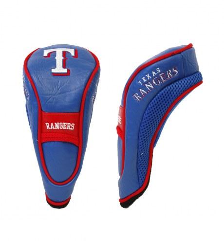 Texas Rangers Hybrid Golf Head Cover