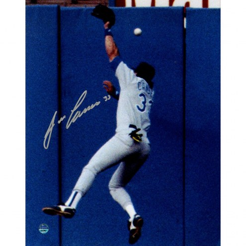 Texas Rangers Jose Canseco Signed Homerun Ball off Head 8 x 10 Photo