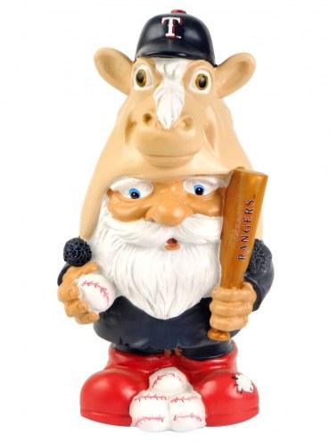 Texas Rangers Mad Hatter Garden Gnome