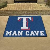 Texas Rangers Man Cave All-Star Rug