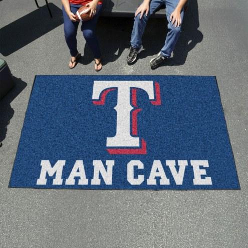 Texas Rangers Man Cave Ulti-Mat Rug