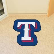 Texas Rangers Mascot Mat