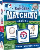 Texas Rangers Matching Game