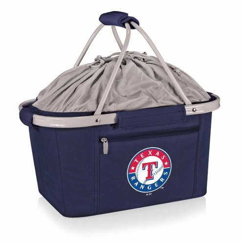 Texas Rangers Metro Picnic Basket
