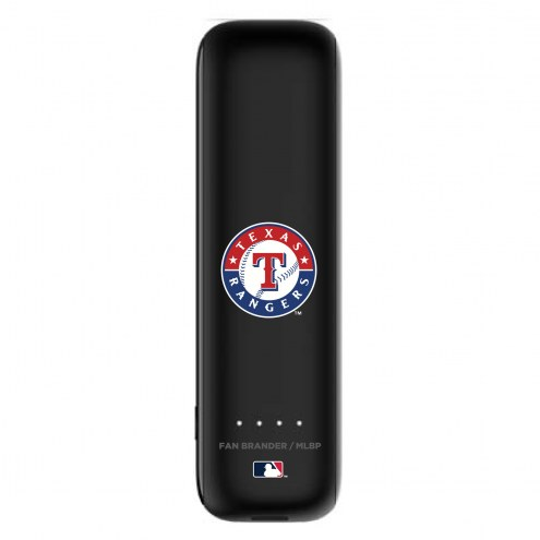 Texas Rangers mophie Power Boost Mini Portable Battery