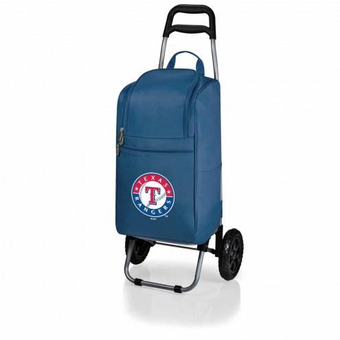 Texas Rangers Navy Cart Cooler