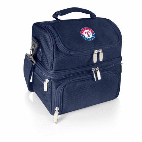Texas Rangers Navy Pranzo Insulated Lunch Box