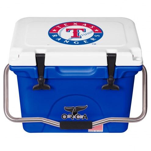 Texas Rangers ORCA 20 Quart Cooler
