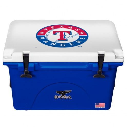 Texas Rangers ORCA 40 Quart Cooler