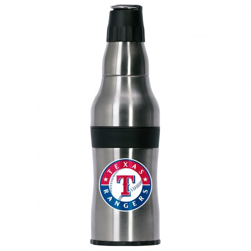 Texas Rangers ORCA Rocket Bottle/Can Holder