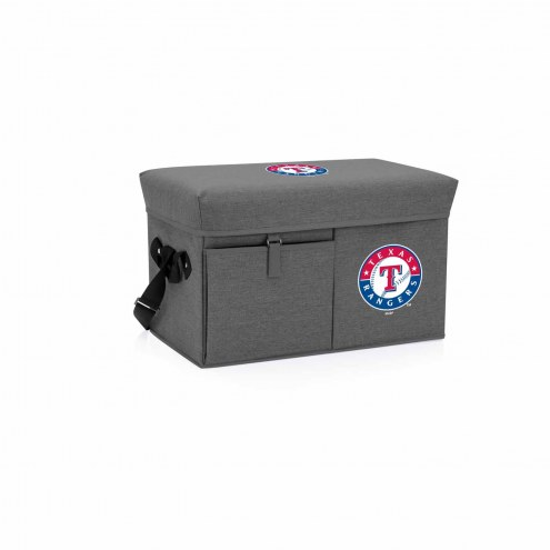 Texas Rangers Ottoman Cooler & Seat