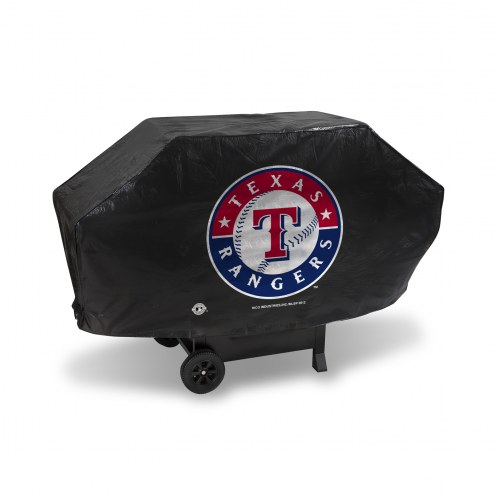 Texas Rangers Padded Grill Cover