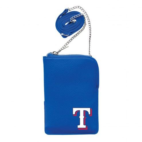 Texas Rangers Pebble Smart Purse