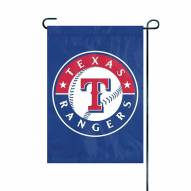 Texas Rangers Premium Garden Flag
