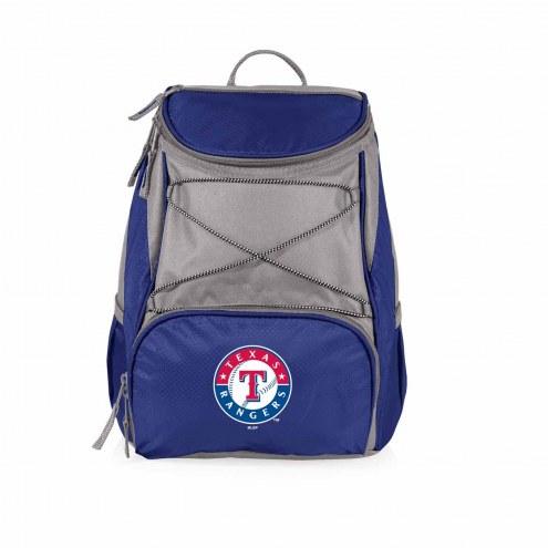 Texas Rangers PTX Backpack Cooler