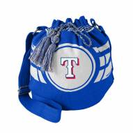 Texas Rangers Ripple Drawstring Bucket Bag