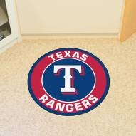 Texas Rangers Rounded Mat